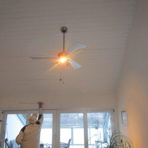 IMG_2385Deckensanierung mit Wärmedämmung