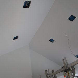 IMG_2600Deckensanierung mit Aussparung für neues Lichtdesign